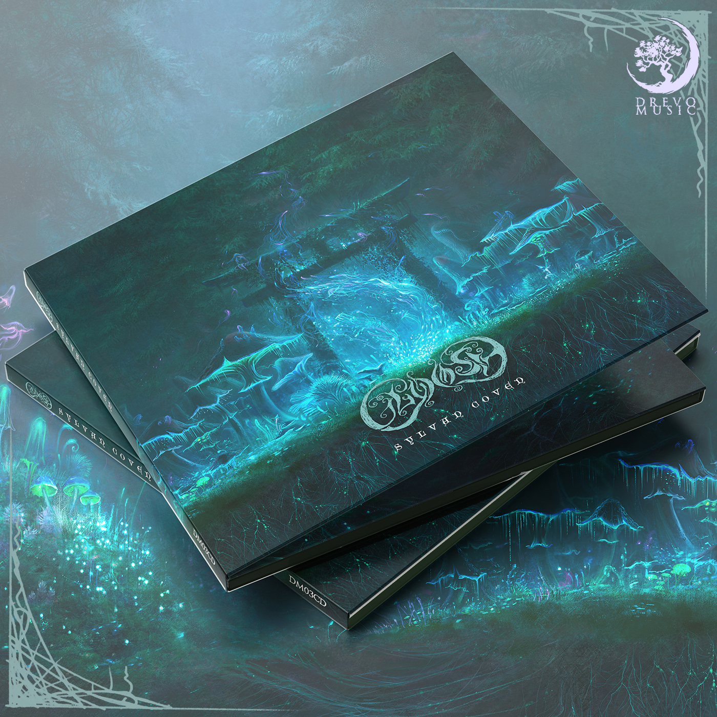 Gloosh - Sylvan Coven, CD