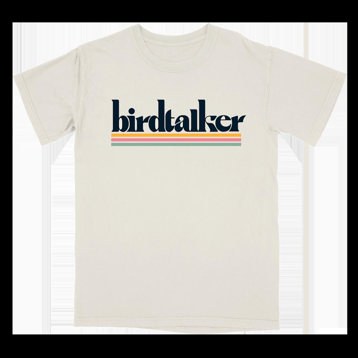 Birdtalker Vinyl, Logo Tee, Pin & Hat Bundle