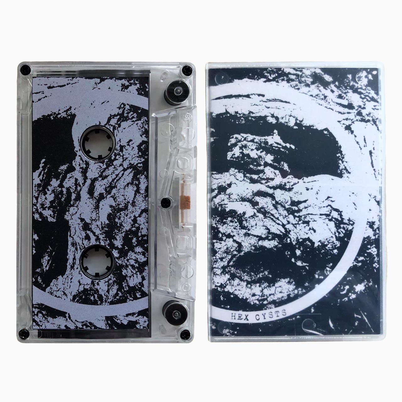 Hex Cysts 'S/T' cassette