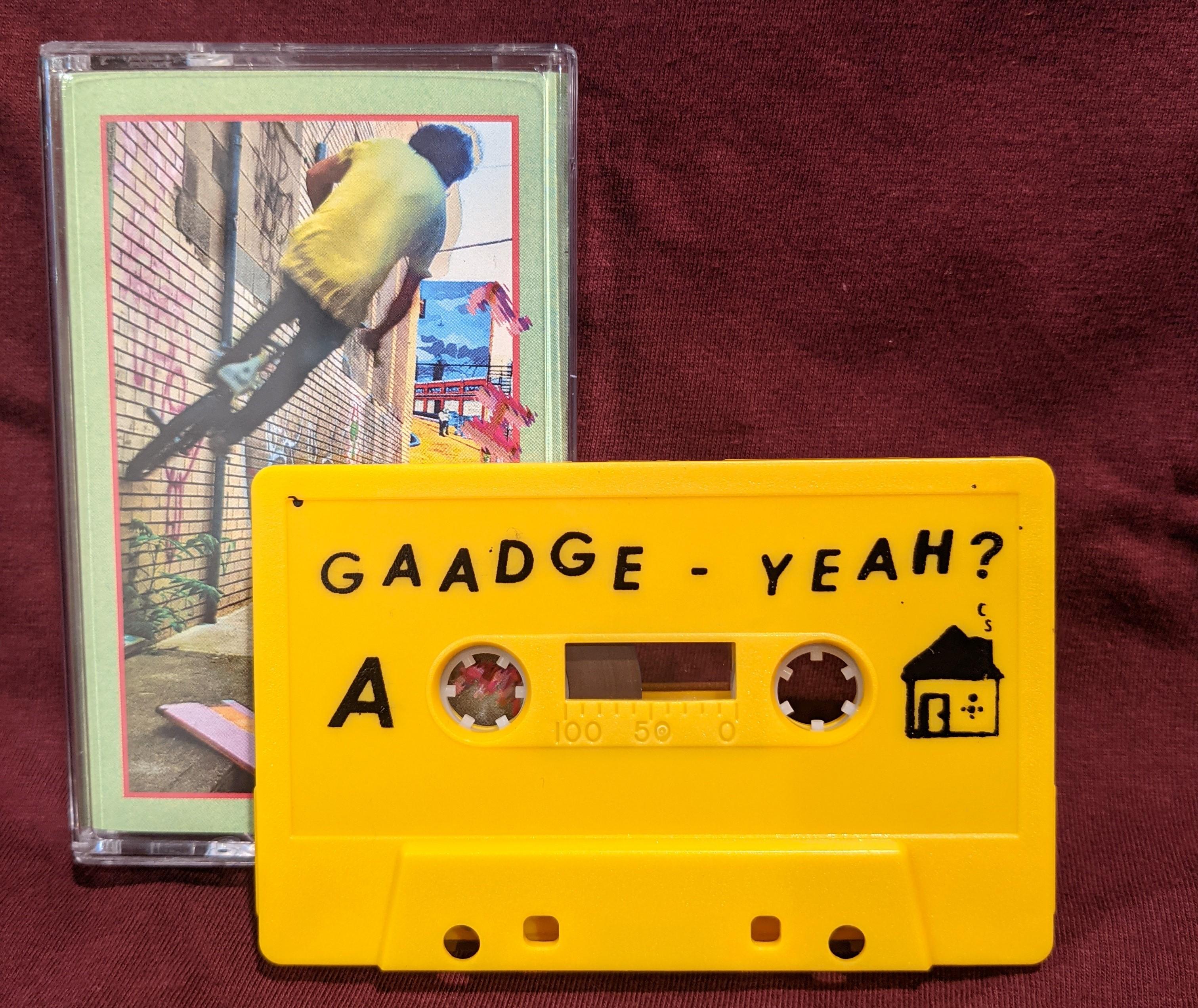 DISTRO - Gaadge - Yeah?