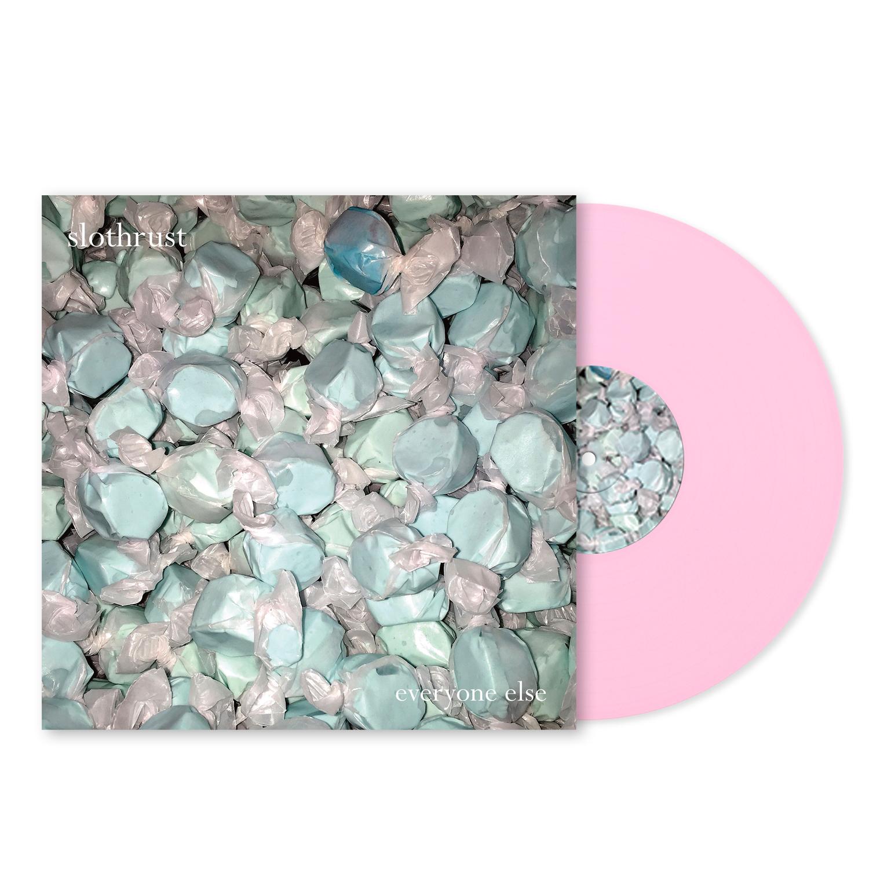Slothrust - Everyone Else - Pink Vinyl LP