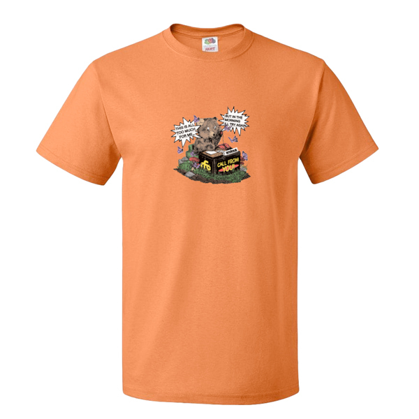 Anxious -  Bear Shirt