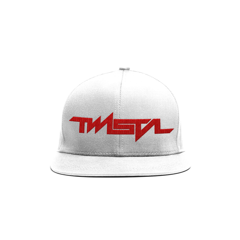 Twista - Snapback Baseball Cap (White)