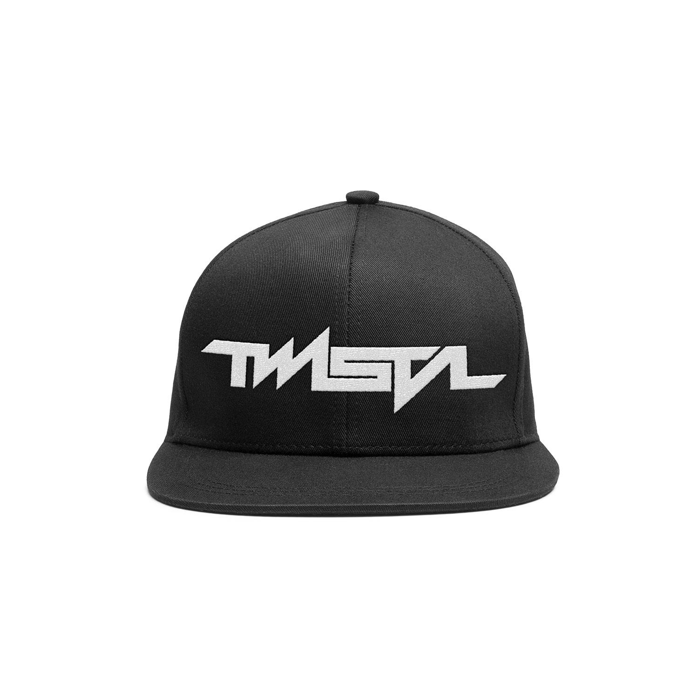Twista - Snapback Baseball Cap (Black)