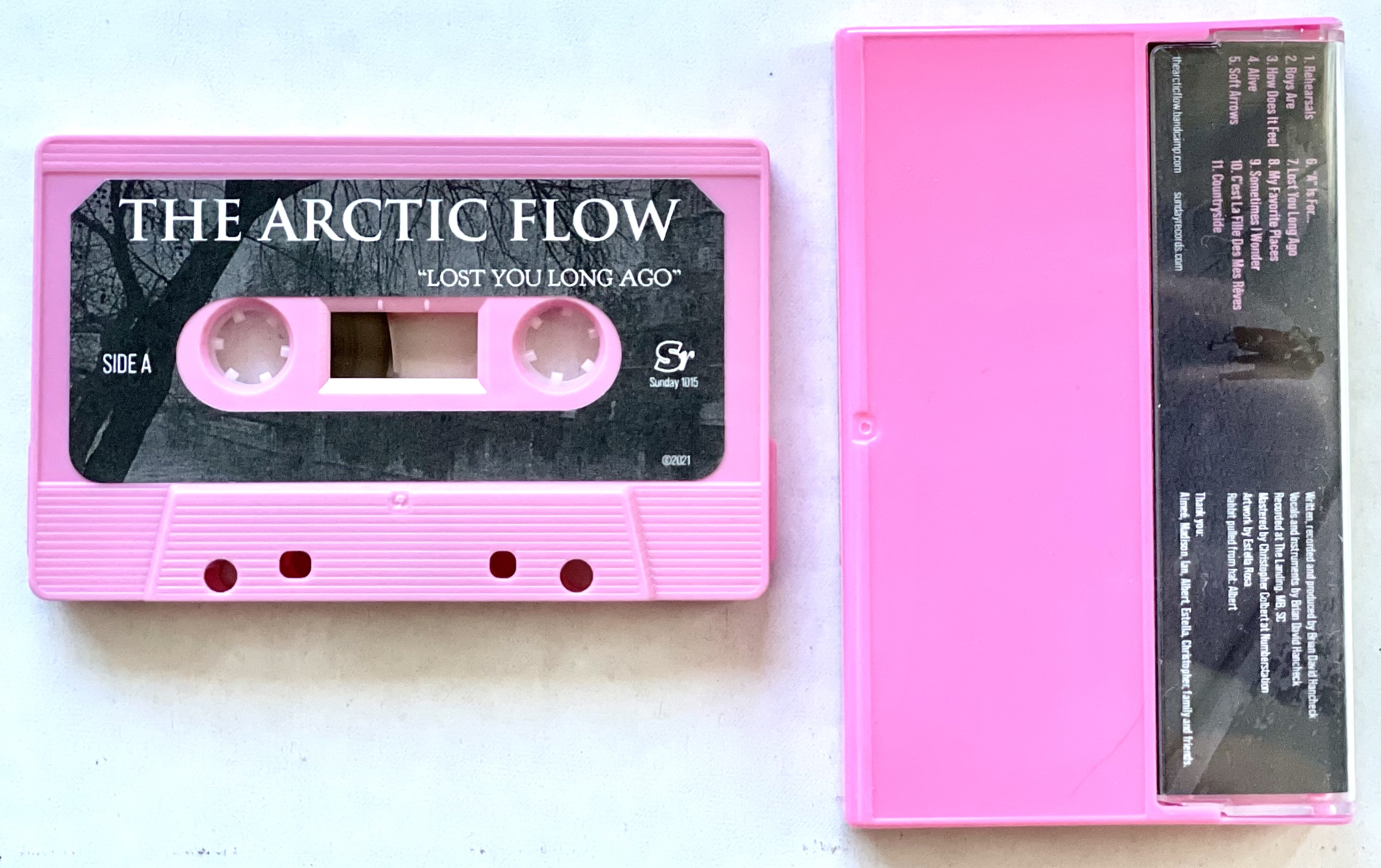 The Arctic Flow - Lost You Long Ago