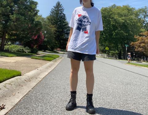 Blue Deputy - Comfort Wash PBR Shirt