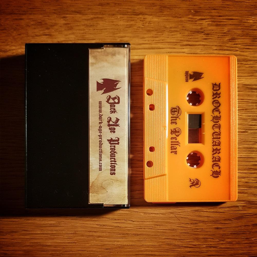 Drochtuarach – The Pellar Cassette Tape
