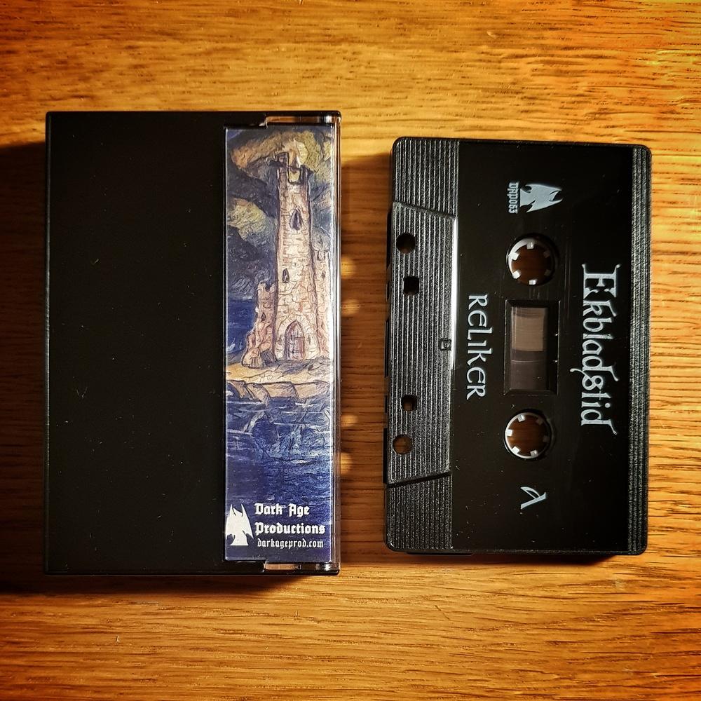 Ekbladstid – Reliker Cassette Tape