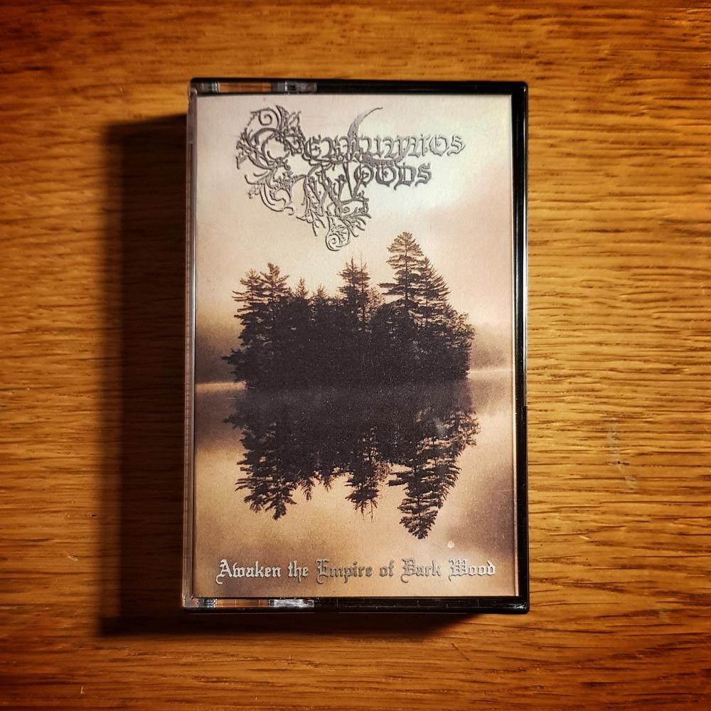 Cernunnos Woods – Awaken The Empire Of Dark Wood Cassette Tape