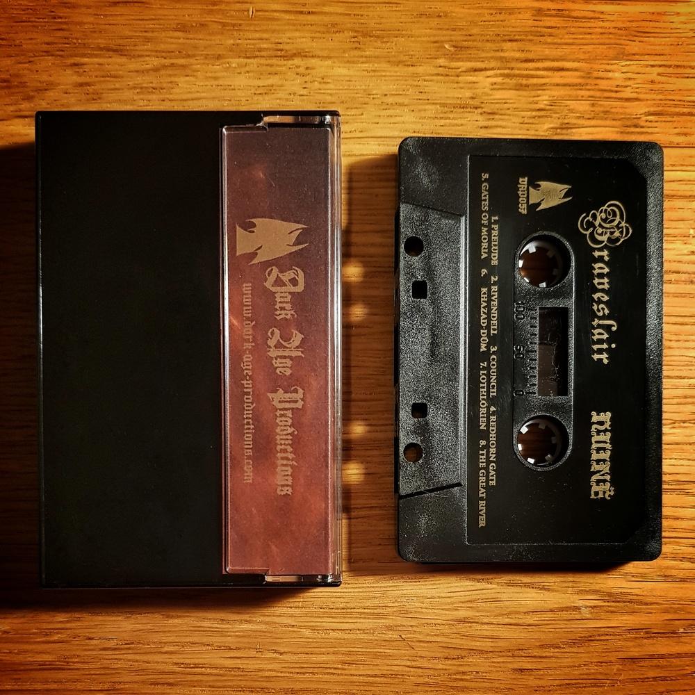 Braveslair – Huinë Cassette Tape