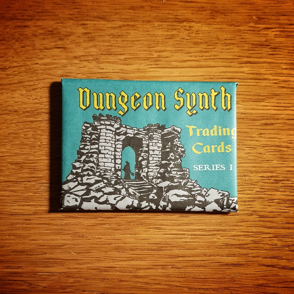 Dungeon Synth Trading Cards - Series 1