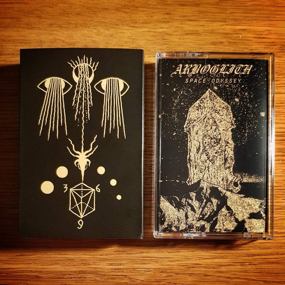 Arboglith - Space Odyssey Cassette Tape