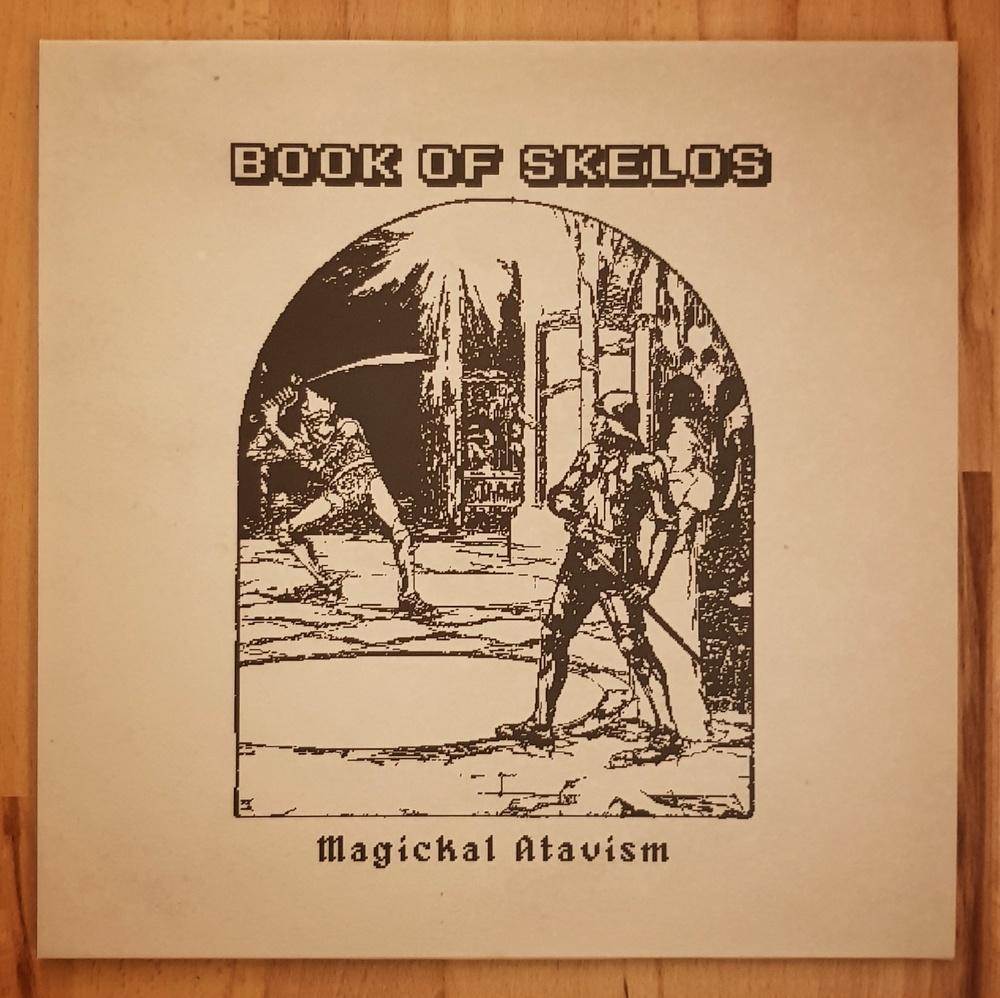 Book Of Skelos - Magikal Atavism Vinyl LP