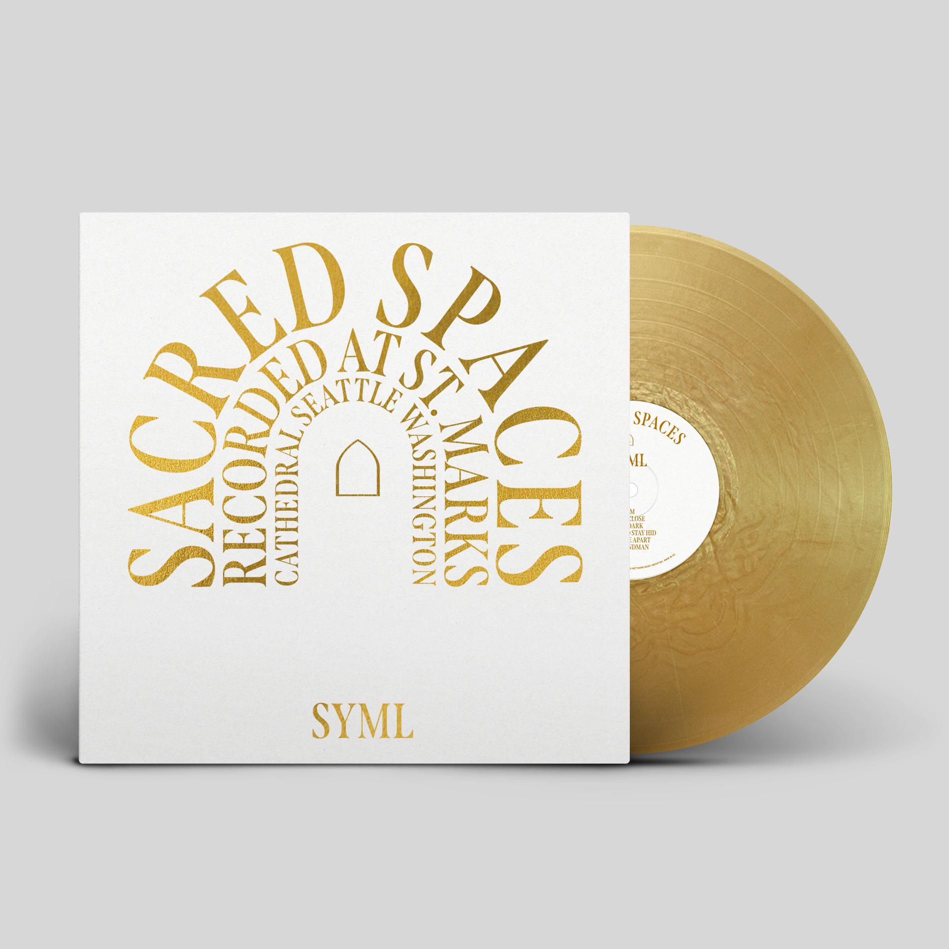 Sacred Spaces Vinyl LP