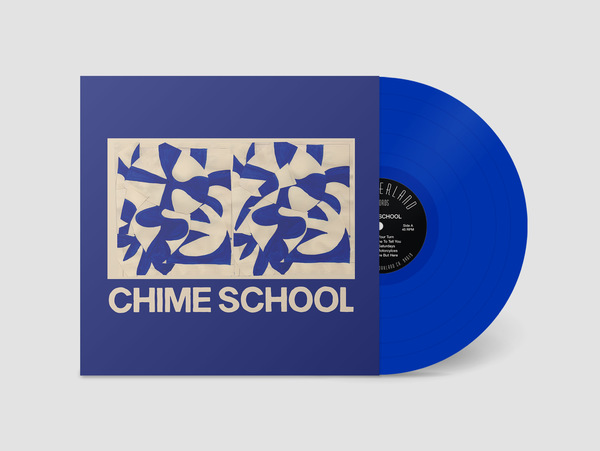 Chime School - Chime School limited edition color vinyl LP