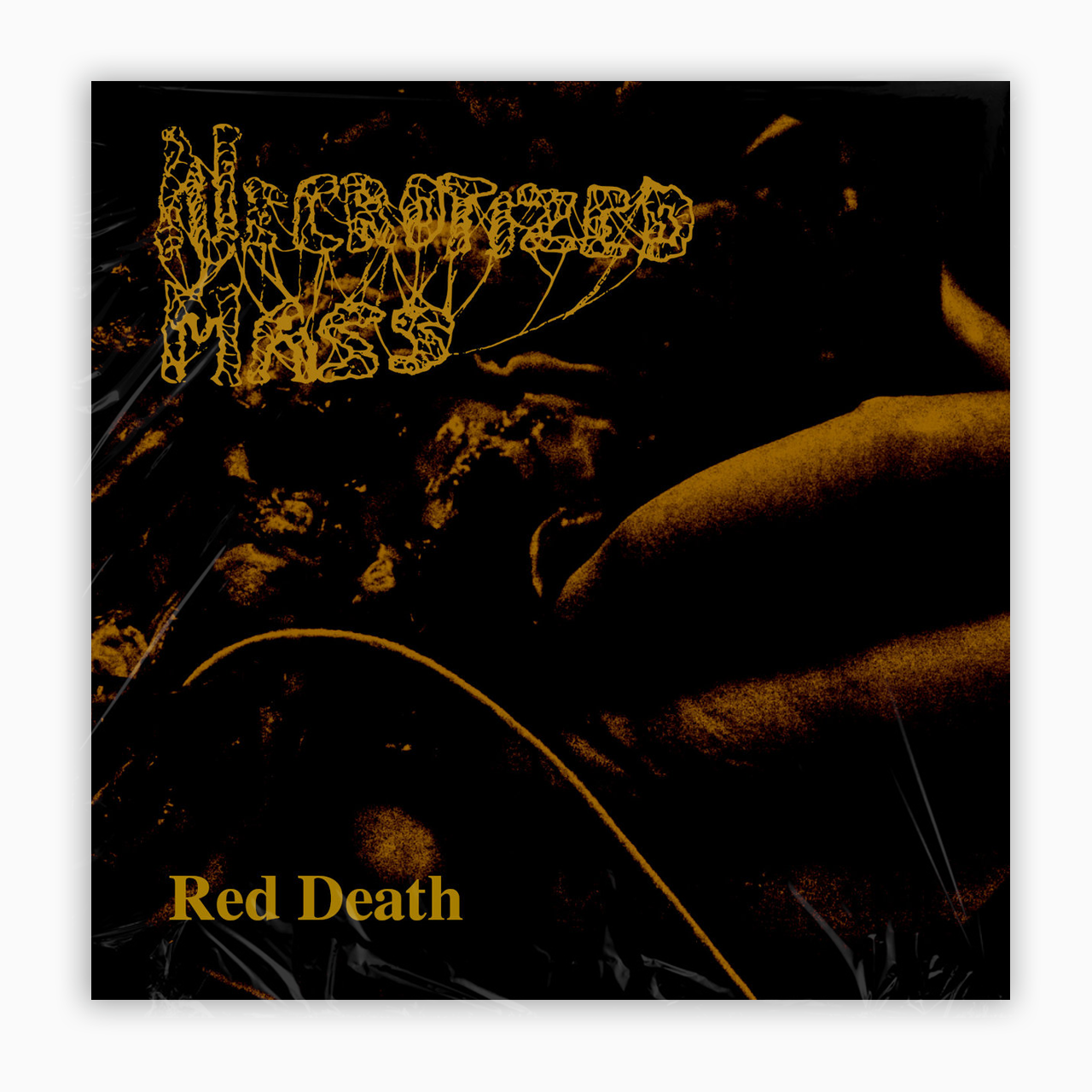 Necrotized Mass 'Red Death' CD