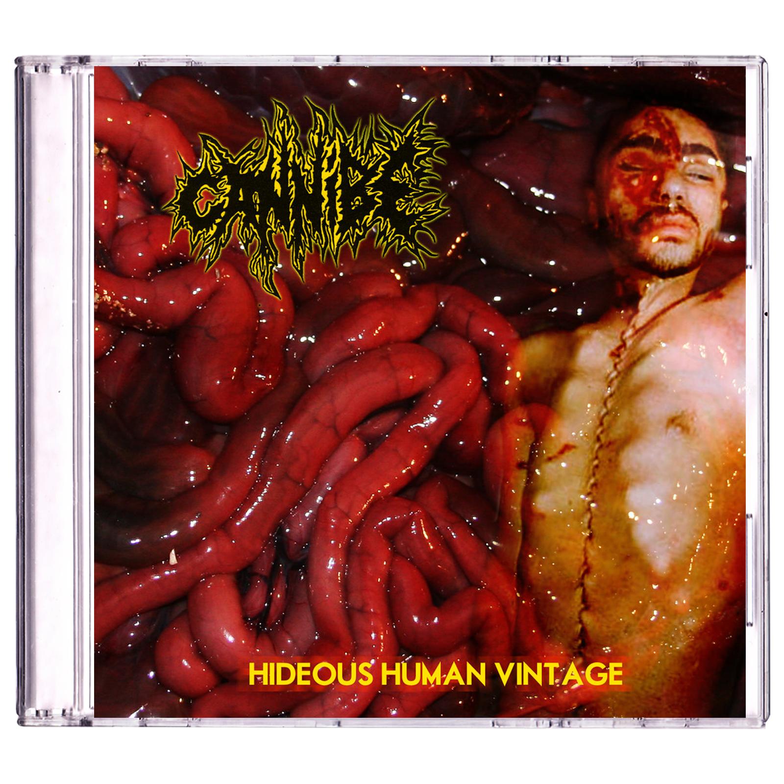 Cannibe 'Hideous Human Vintage' CD