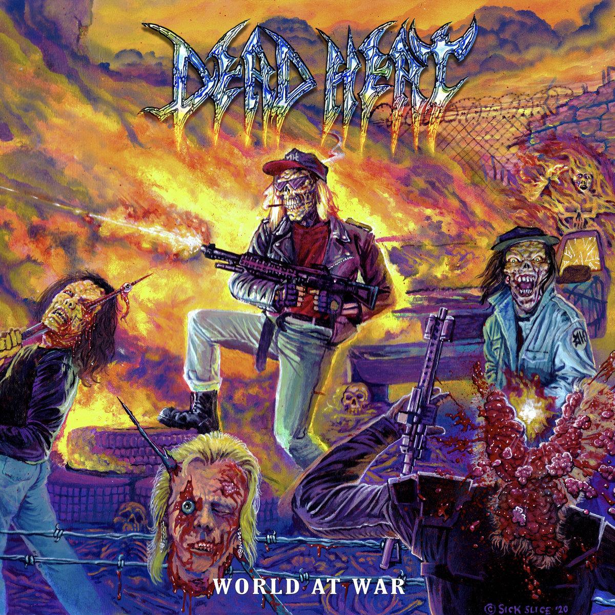 Dead Heat - World at war LP