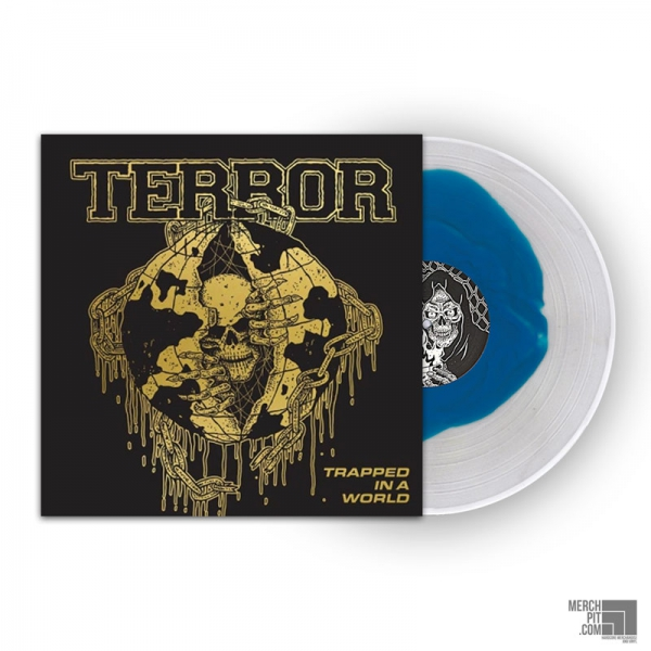 Terror - Trapped in a world LP