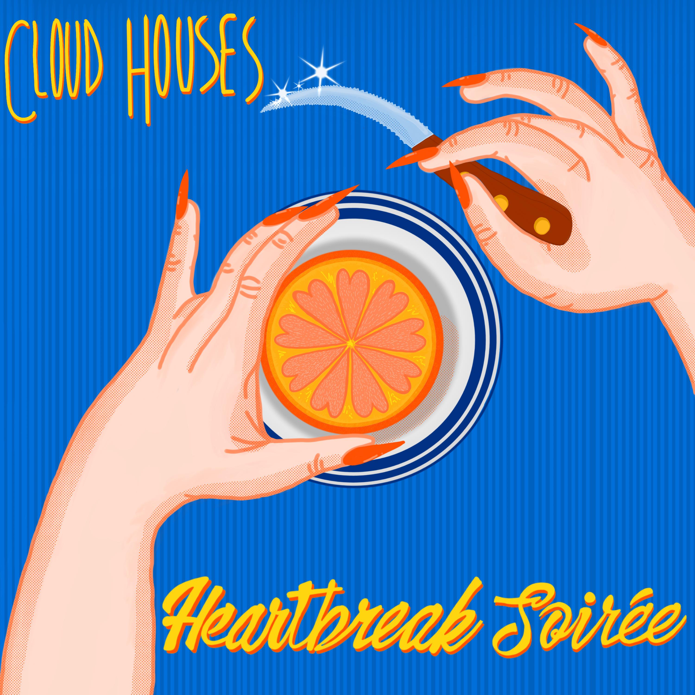 Cloud Houses - Heartbreak Soiree (CD)