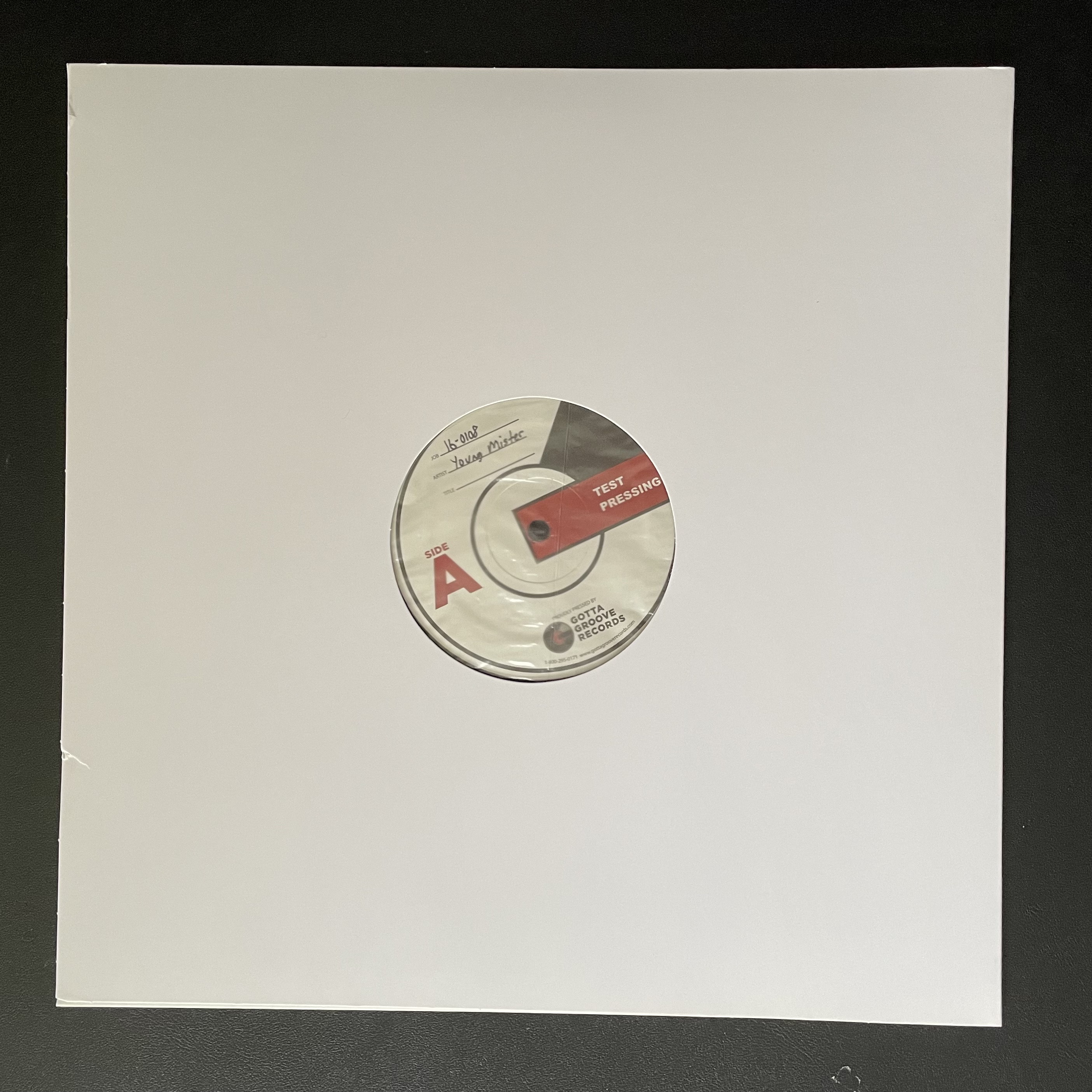 Young Mister - Young Mister [TEST PRESS]