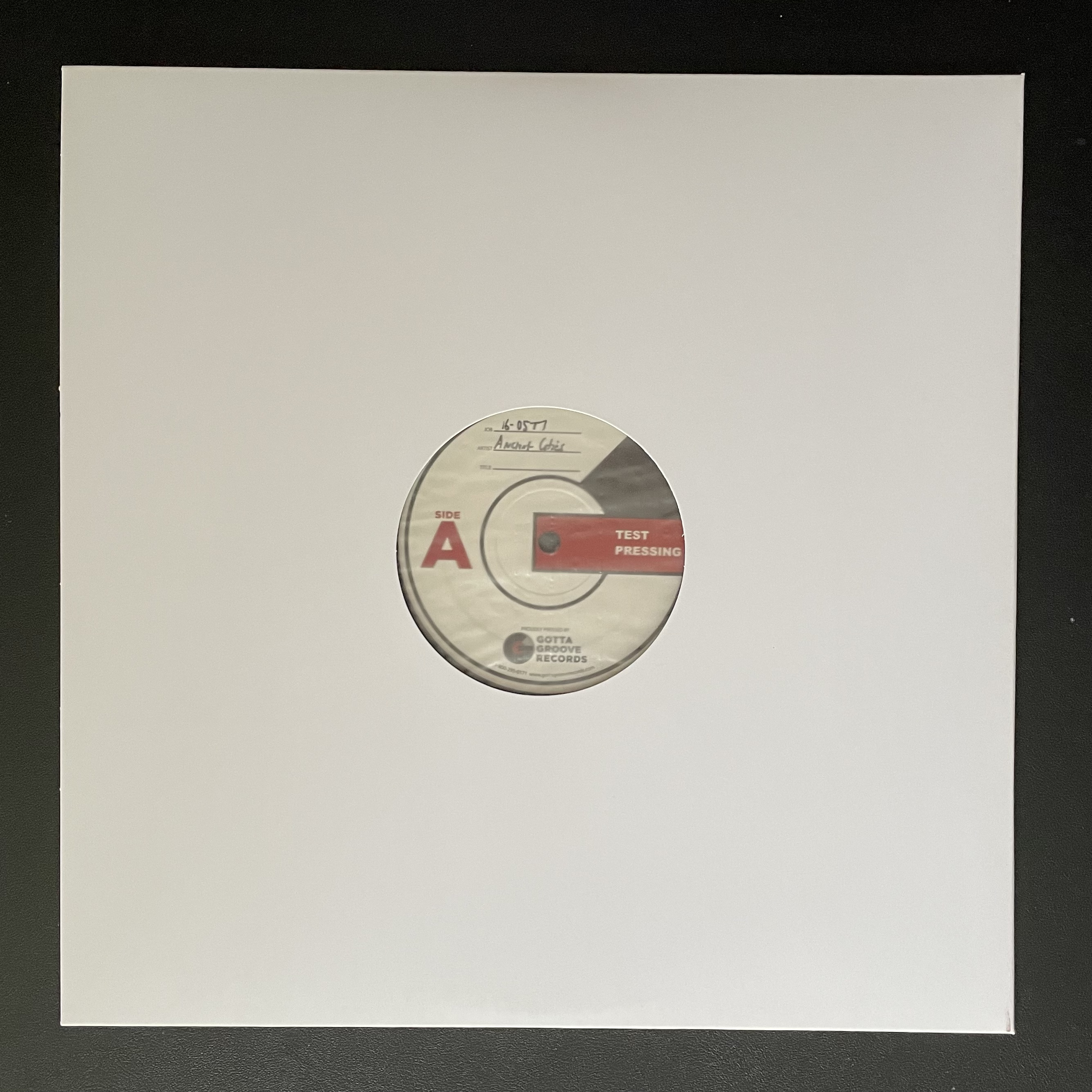 Ancient Cities - Supermoon Blackout [TEST PRESS]