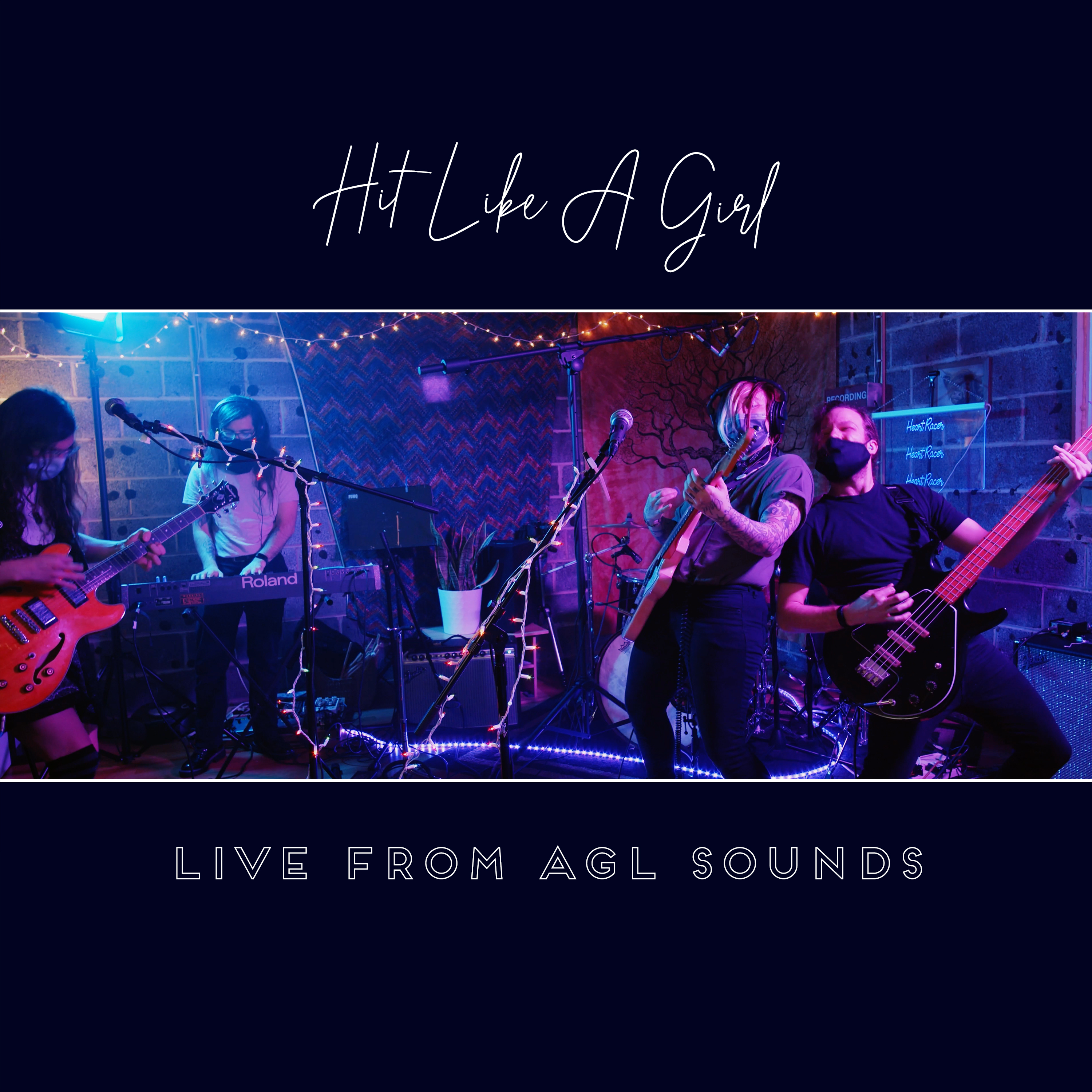 Hit Like A Girl - Live From AGL Sounds
