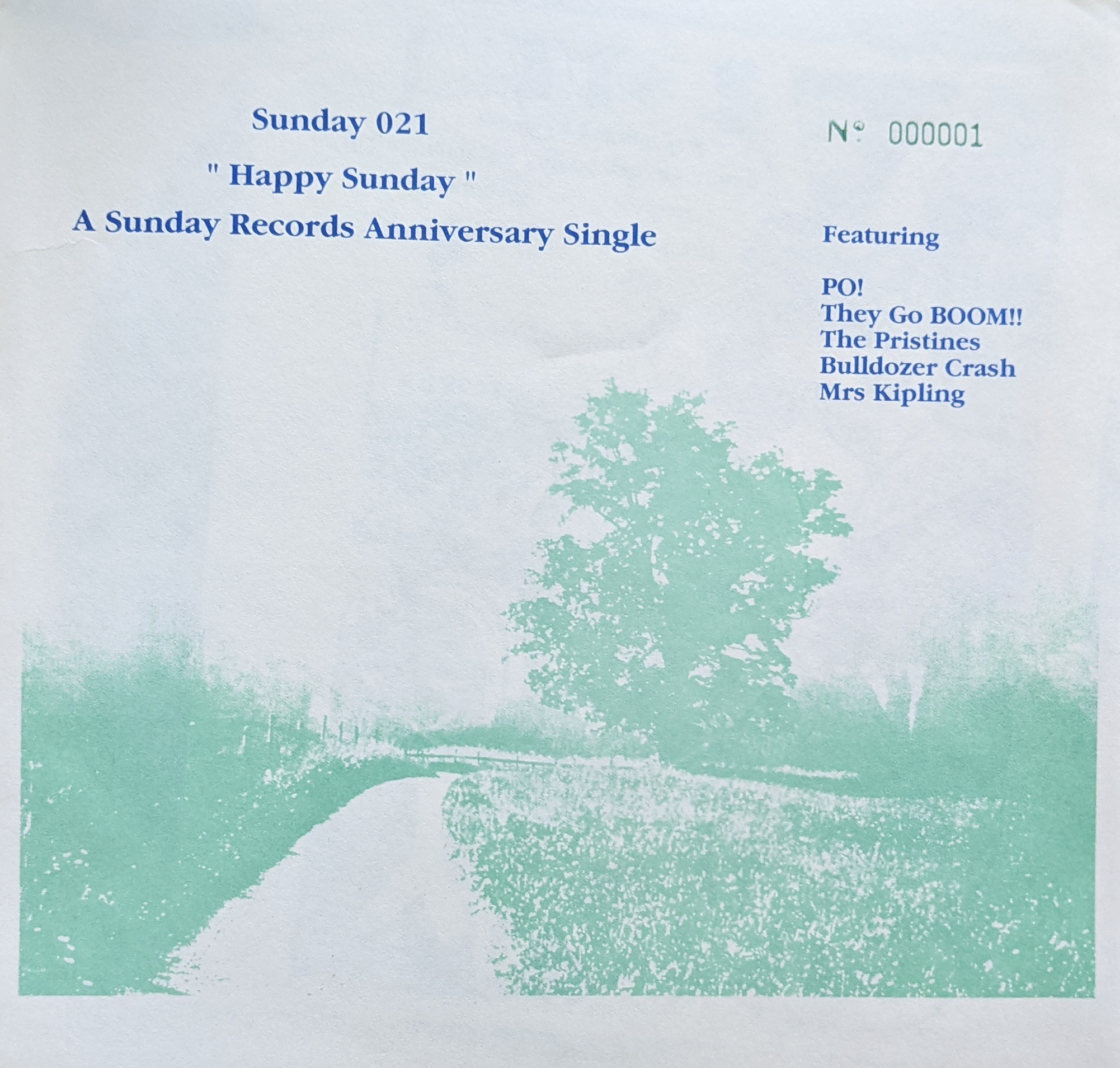 Happy Sunday 9
