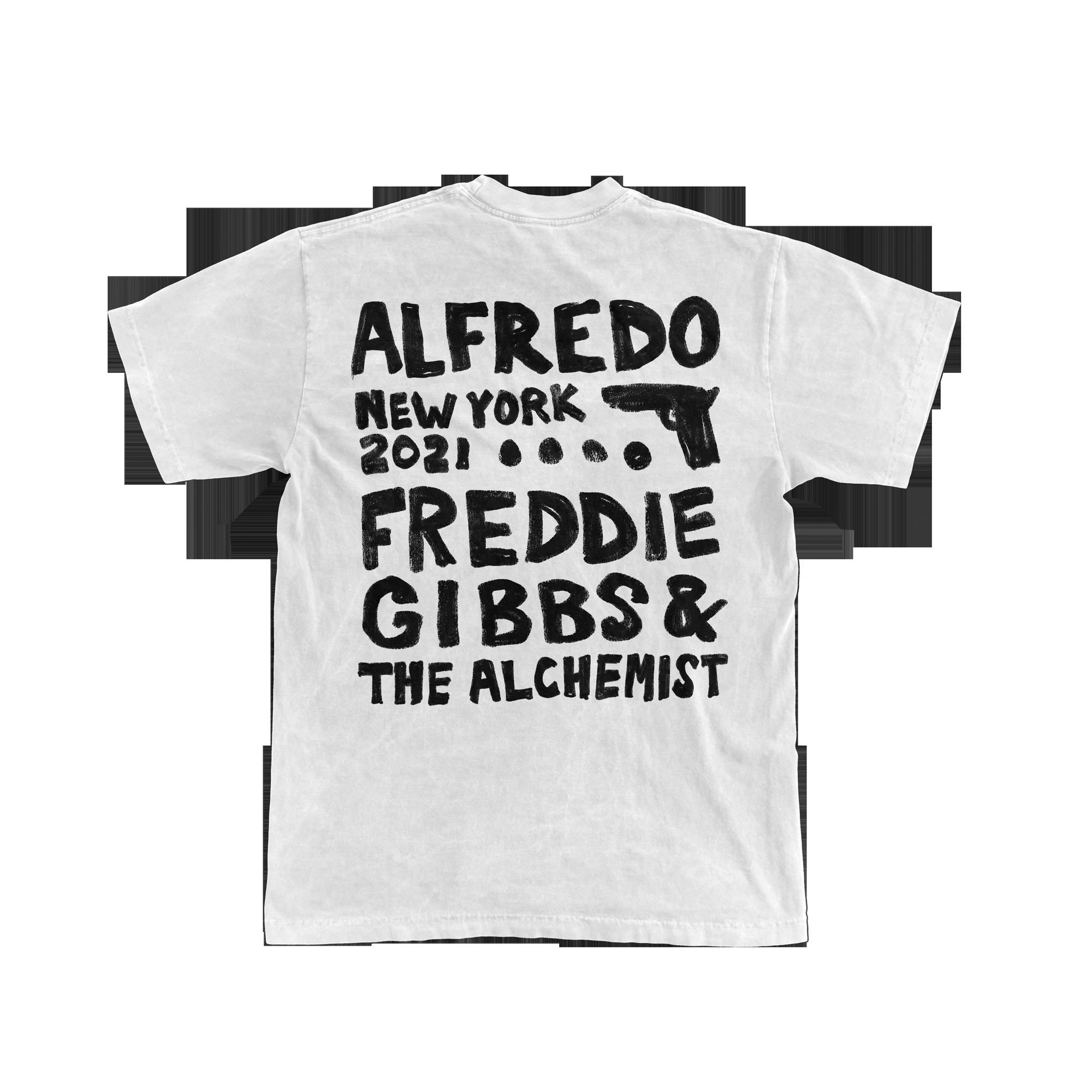 Alfredo's New York Tee