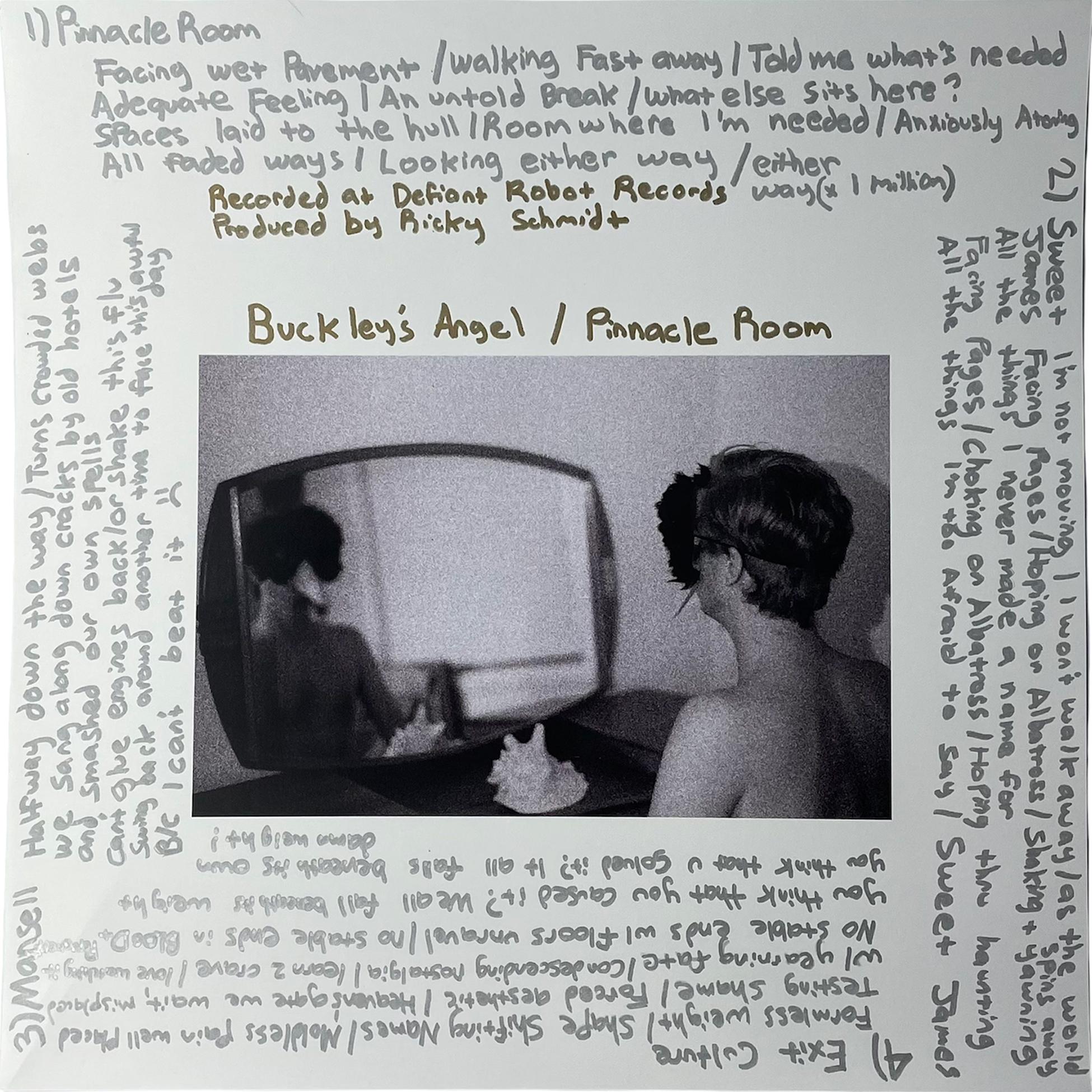 Buckley's Angel - Pinnacle Room