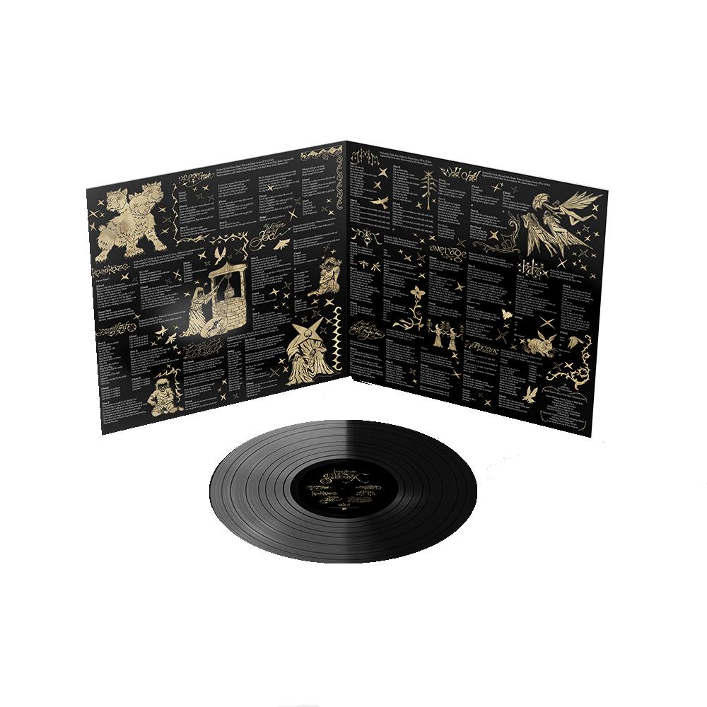 goldilocks x vinyl - black