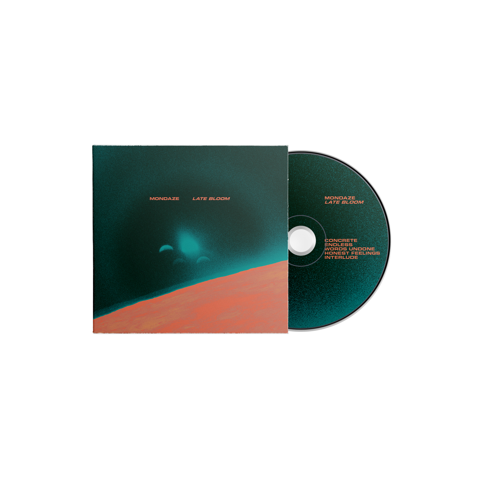 Mondaze - Late Bloom PRE-ORDER
