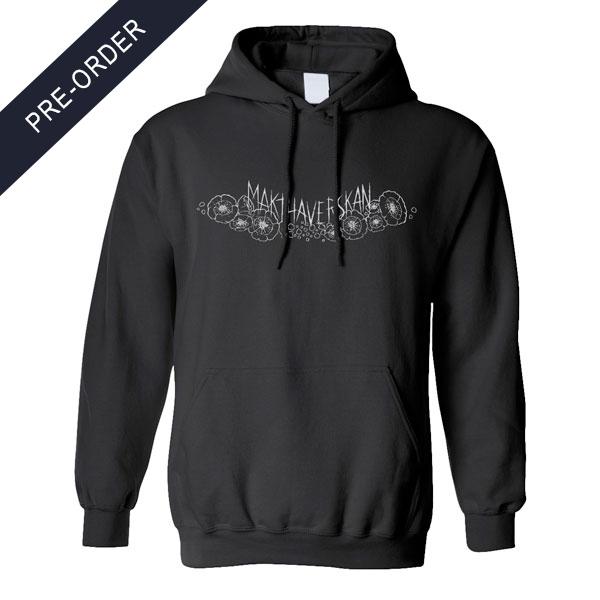 Makthaverskan - Flowers Hoodie Sweatshirt