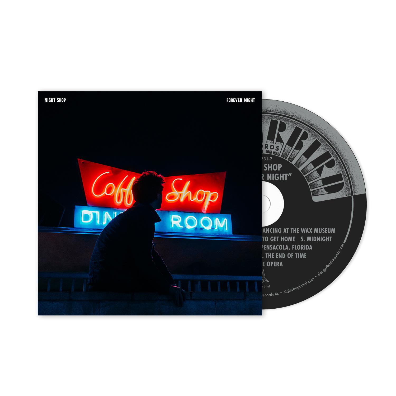 Night Shop - Forever Night CD + Shirt + Mug Bundle