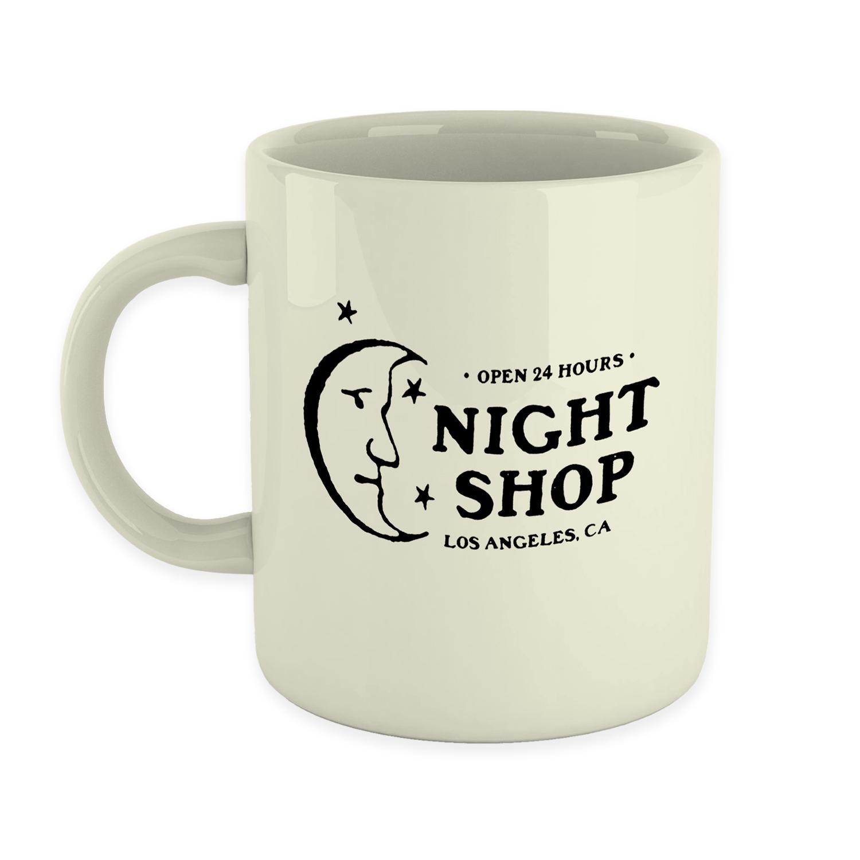 Night Shop - Forever Night LP + Shirt + Mug Bundle