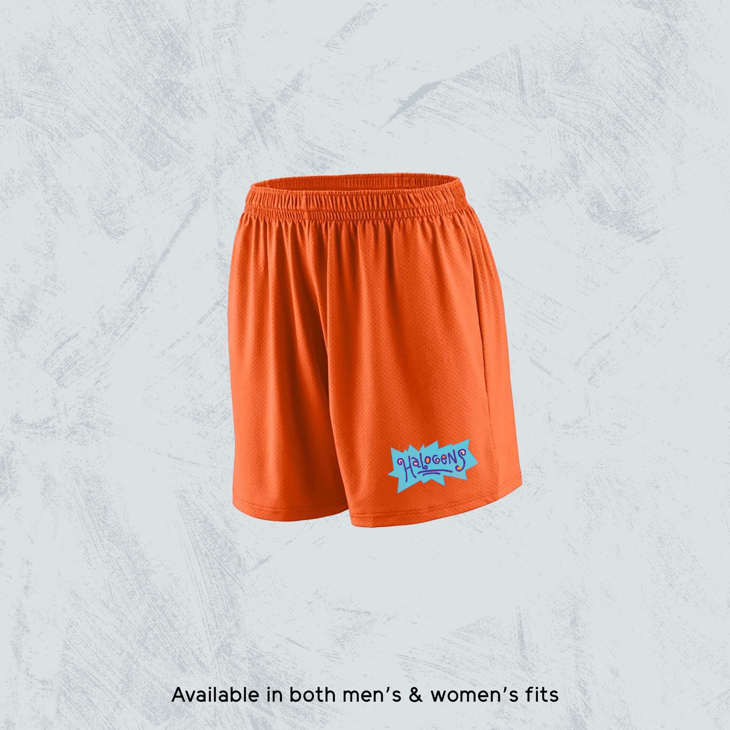 Halogens - Rugr*ts Shorts
