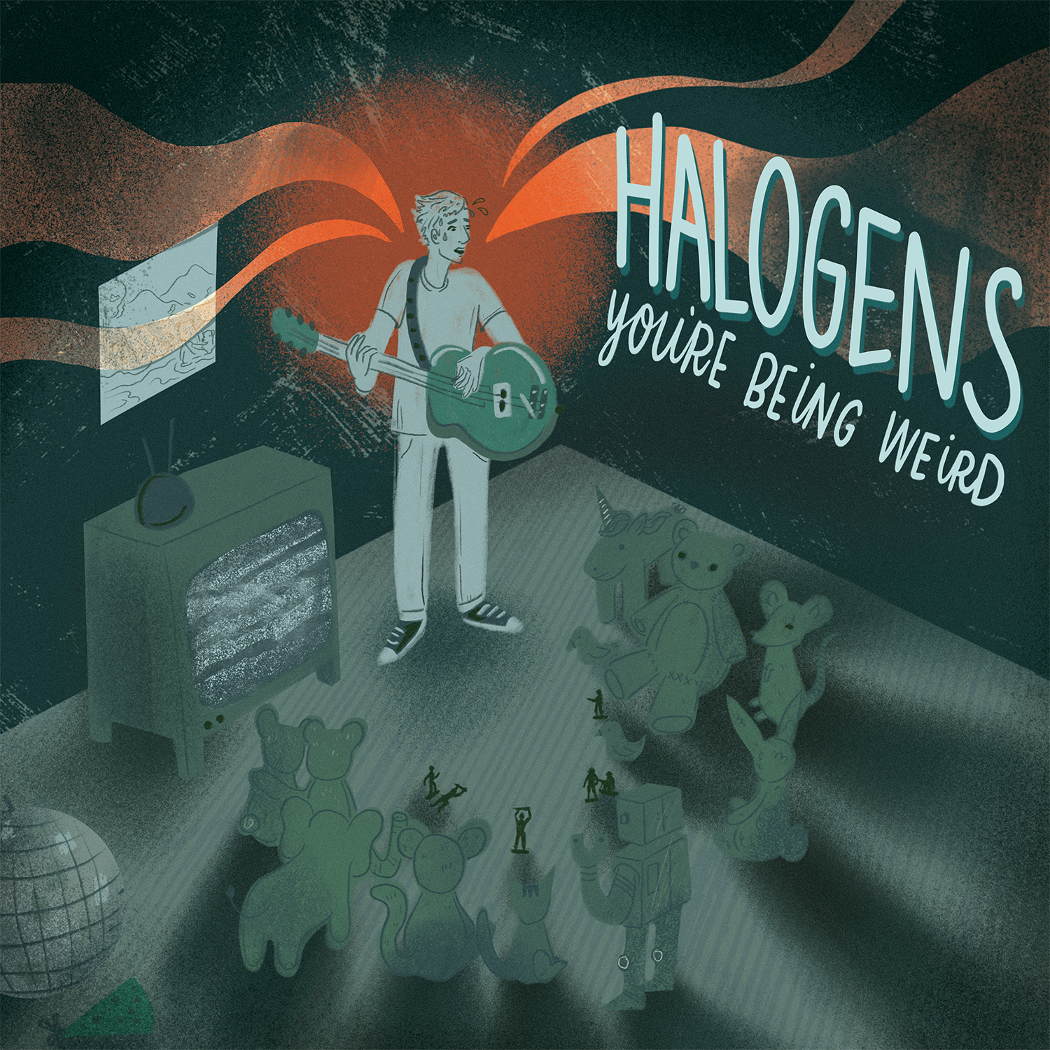 Halogens - You're Being Weird