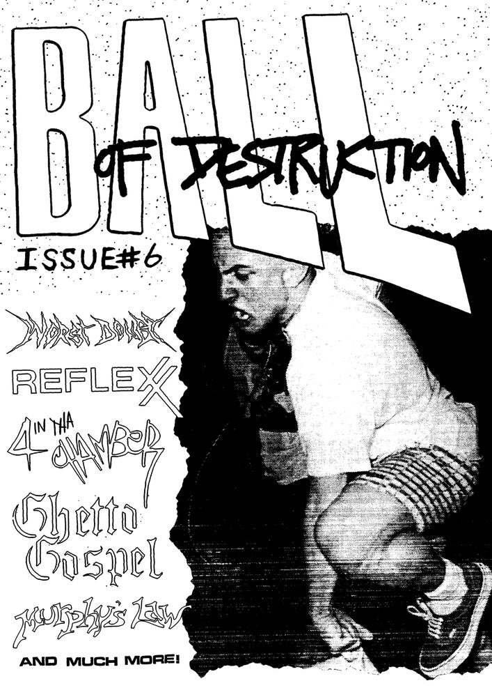 Ball Of Destruction #6