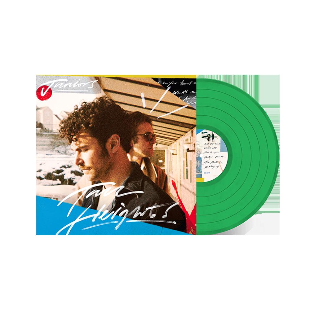 Juniors Vinyl - Spotify Fan First Green [Signed Pre-Order]