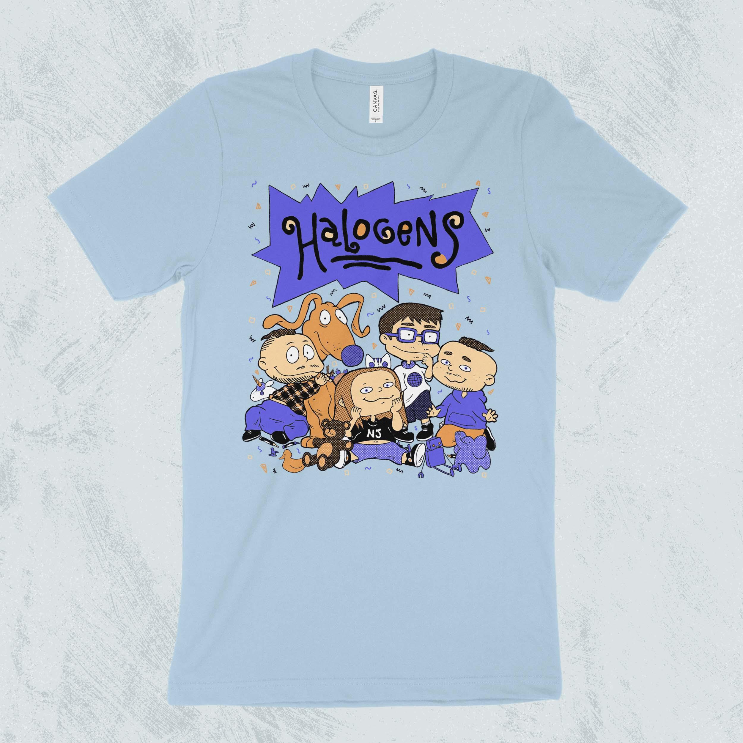 Halogens - Rugr*ts T-Shirt