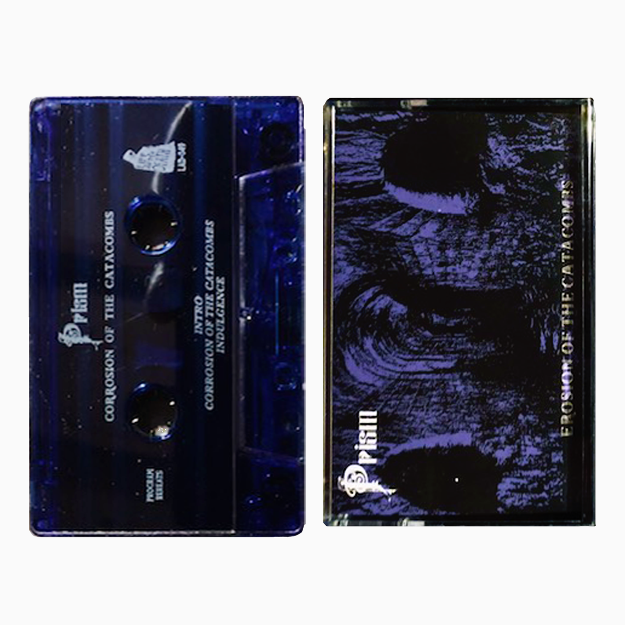 Prism 'Erosion of the Catacombs' cassette
