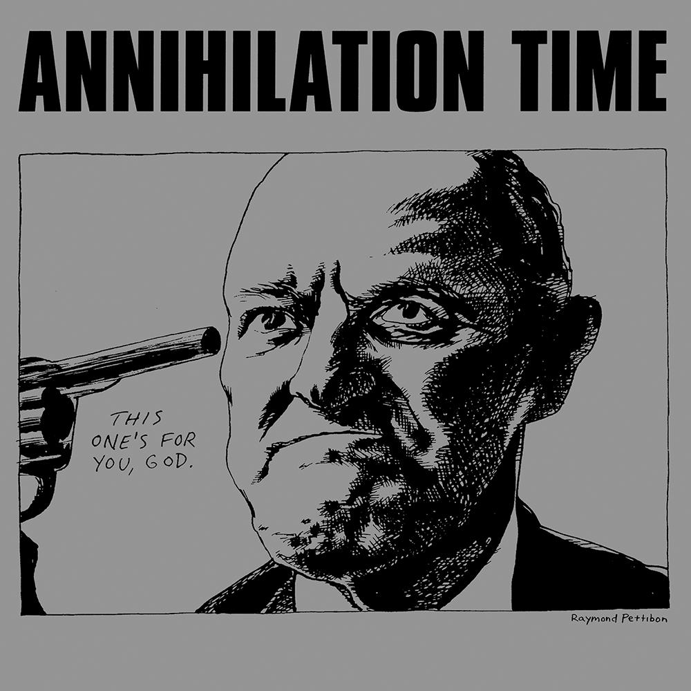 Annihilation Time Sticker