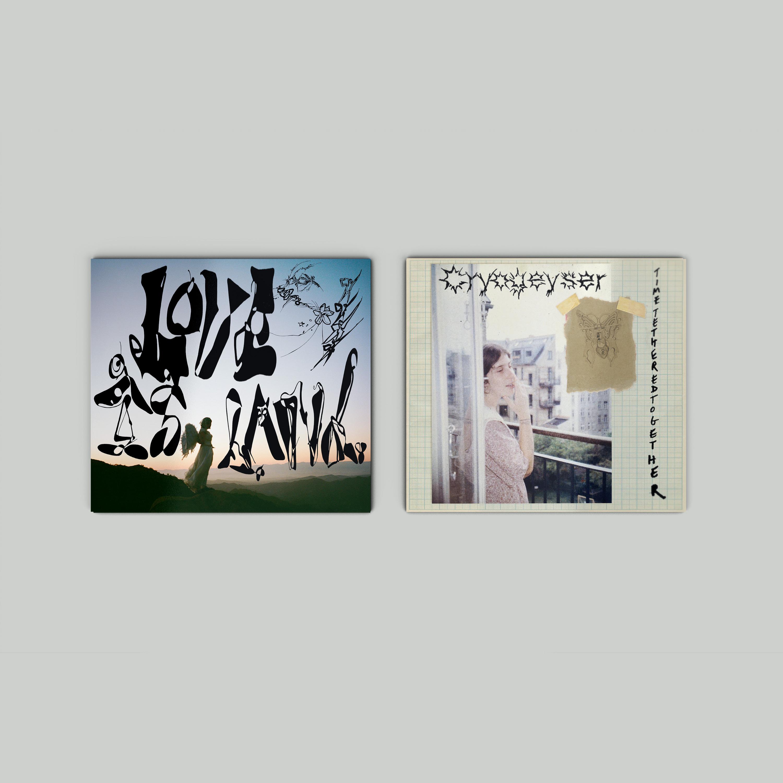 Cryogeyser - Love Is Land / timetetheredtogether CD