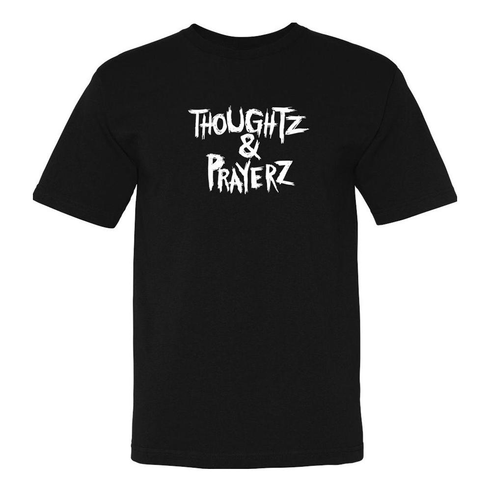 Heart Attack Man - Thoughtz & Prayerz Tee