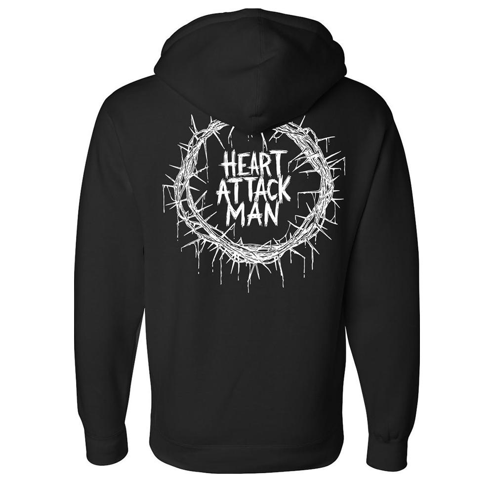 Heart Attack Man - Thoughtz & Prayerz Hoodie