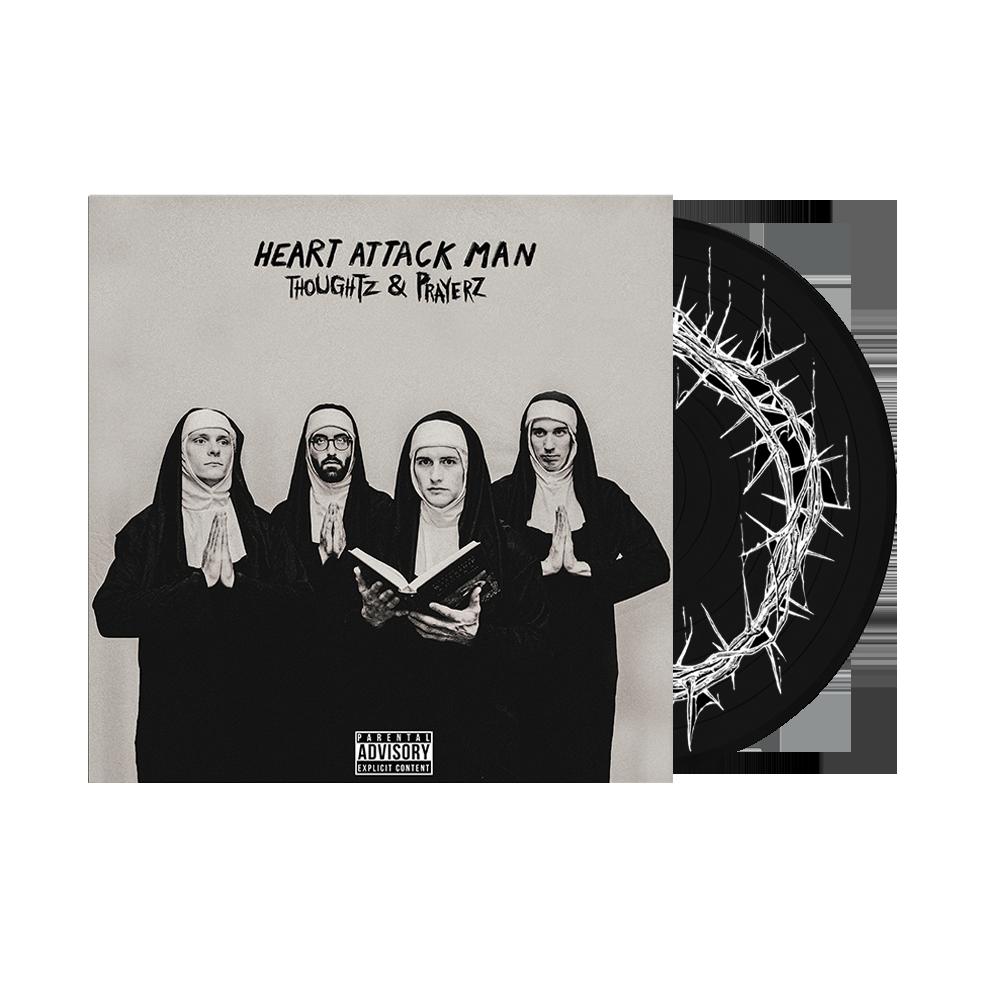 Heart Attack Man - Thoughtz & Prayerz Vinyl