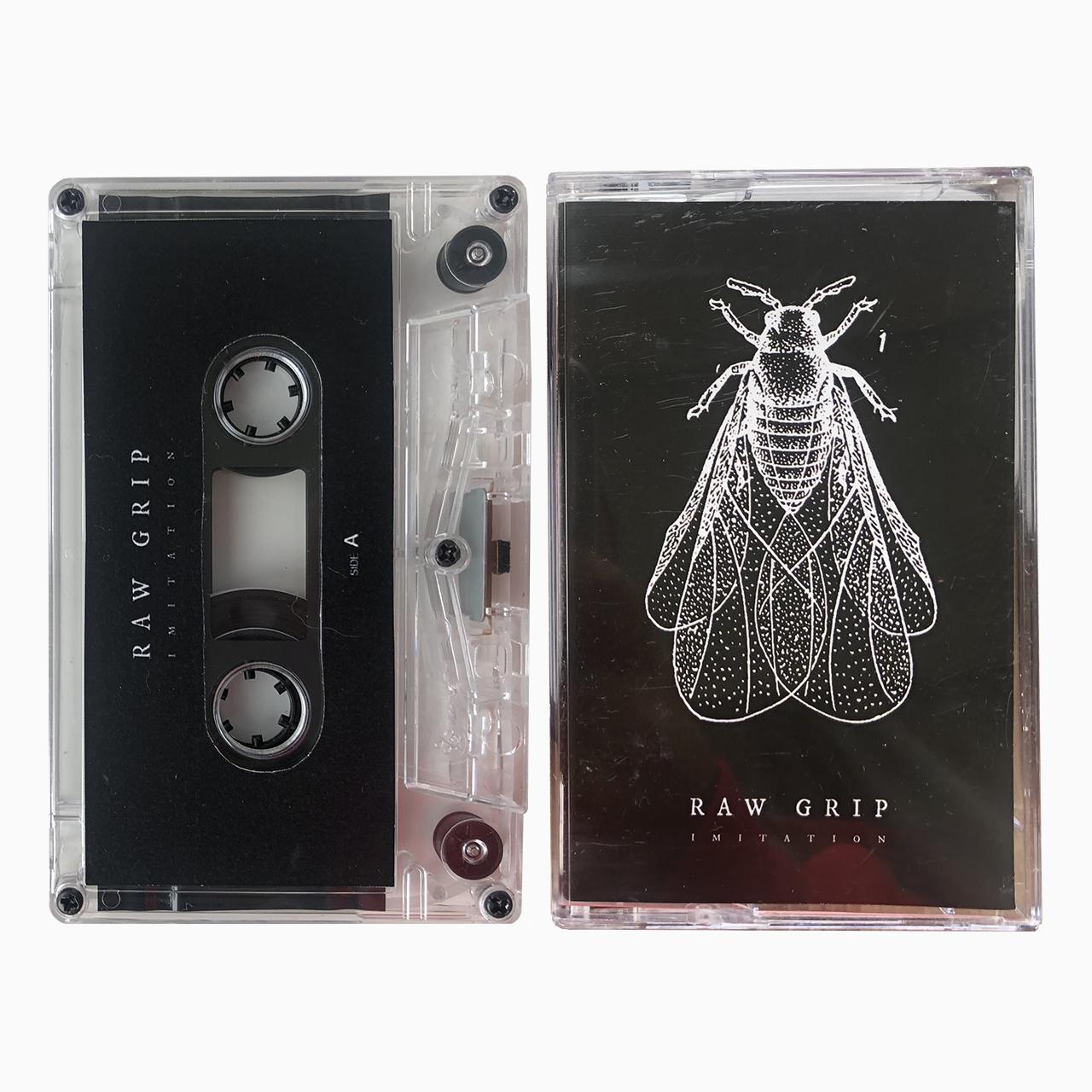 Raw Grip 'Imitation' cassette