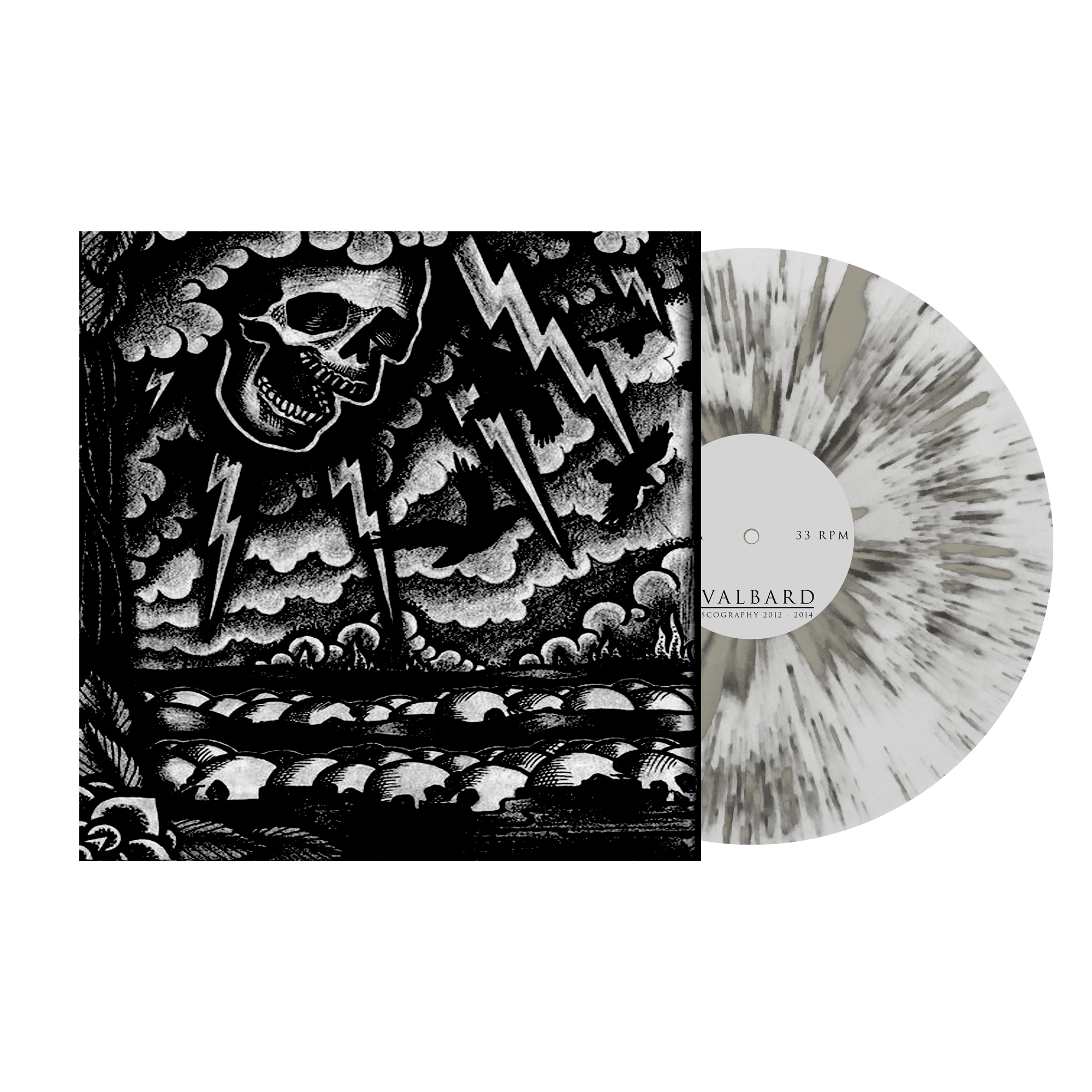 Svalbard - Discography 2012 - 2014 PRE-ORDER