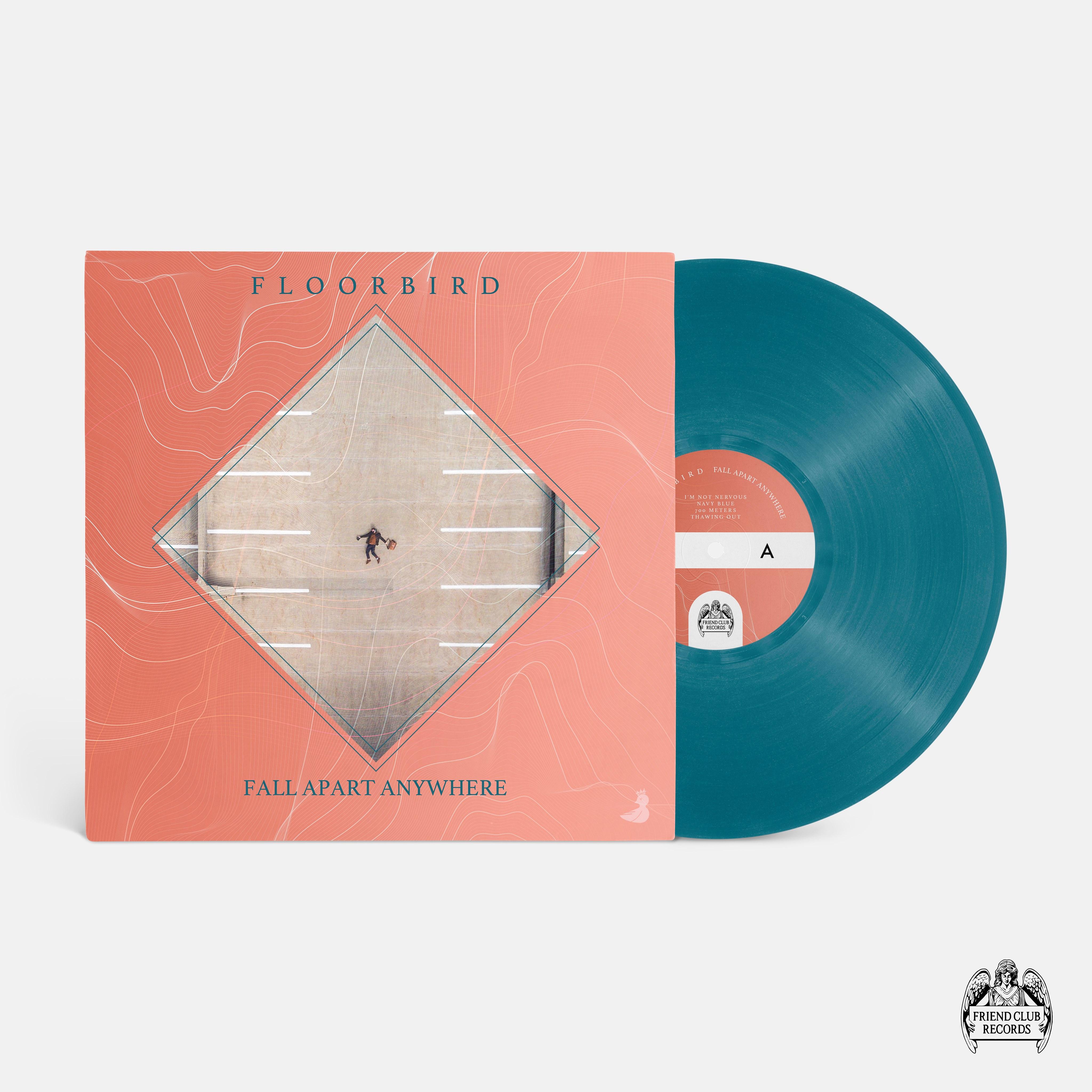 Floorbird - Fall Apart Anywhere