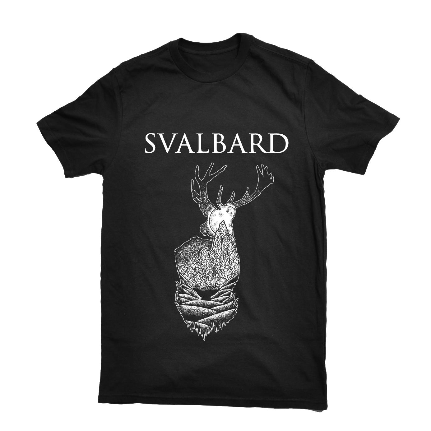 Svalbard deer shirt PRE-ORDER